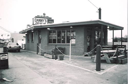 Danny's Drive In, Milford, Conn.